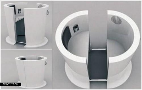 *Кофейный* офис Coffee Office Workstation от дизайнера Лукаса Виейре (Lucas Vieira)