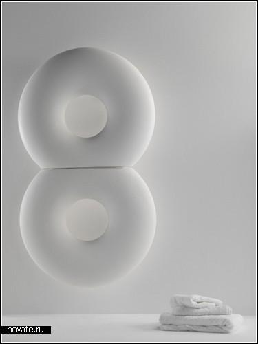 Радиатор Zero Otto для поклонников минимализма