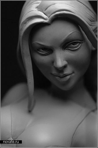 Мини-скульптуры Адама Бина (Adam Beane)