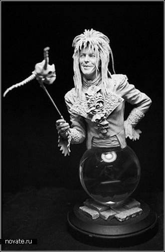 Мини-скульптуры Адама Беанo (Adam Beano)