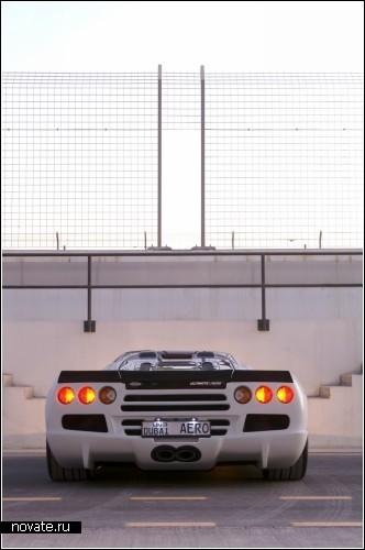 Суперэлектромобиль-2009 от Shelby SuperCars