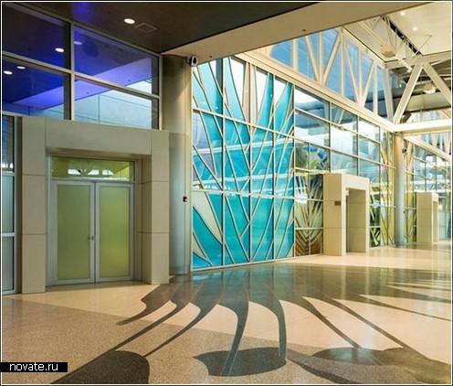 Международный аэропорт в Майами