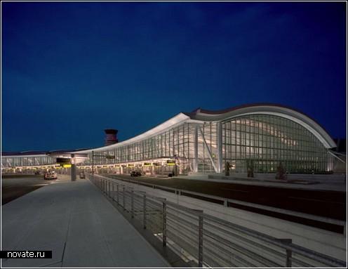 Такой международный аэропорт будет в Торонто