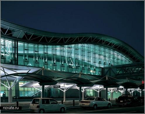 Аэропорт на острове Хонсю