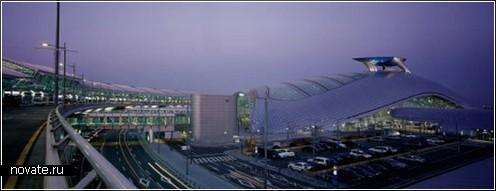 Южнокорейский терминал. Проект студии Samoo Architects