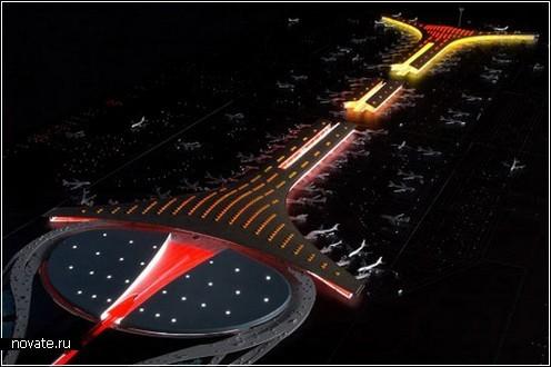 Пекинский *гигант*, построенный для Олимпиады