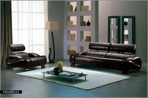 Стильная мебель с собственным *лицом*
