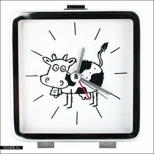 Жужжащие, мычащие и кукарекающие над ухом будильники Animal Sound Alarm Clocks