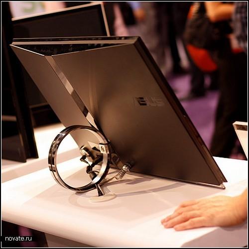 Карим Рашид создал дизайн для ноутбуков Asus на CES 2010