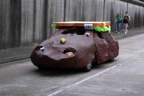 Удивительные авто