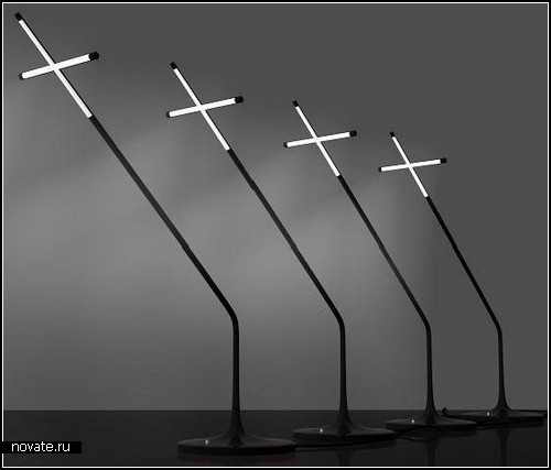 Концепт Lamp bless you от Димы Логинова