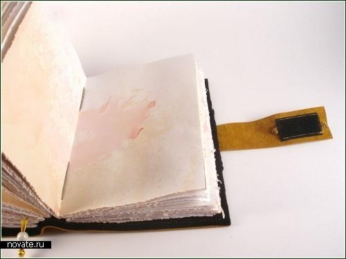 Записные книжки ручной работы
