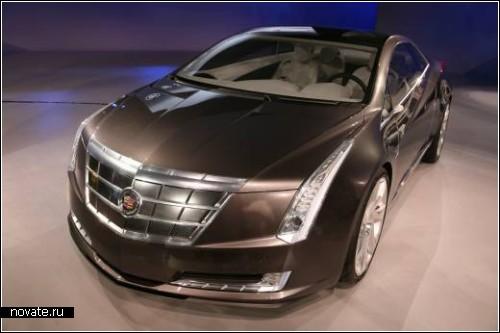 Необычный концепт-кар Cadillac Converj