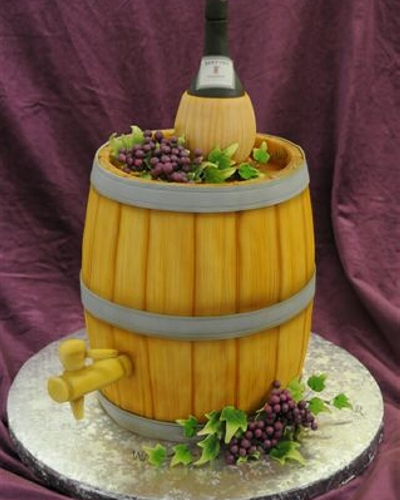 Виноград со вкусом марципана