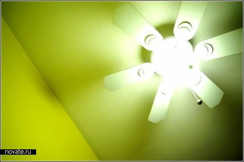 Обзор дизайнерских вентиляторов