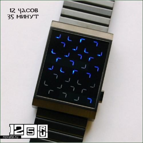 JLr7 - часы-головоломка для неленивых и умных