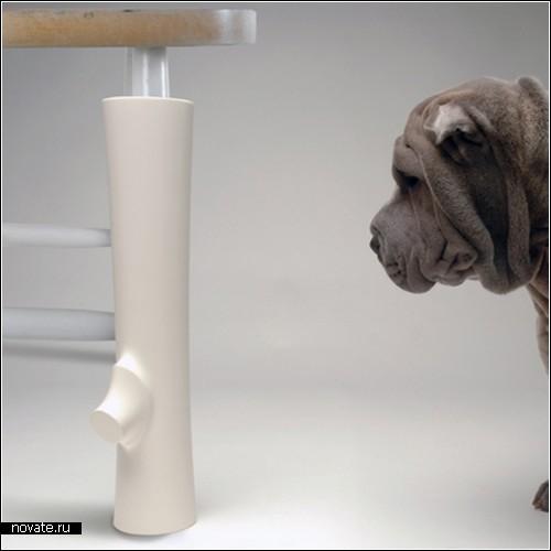 Мебельная *жвачка* для животных