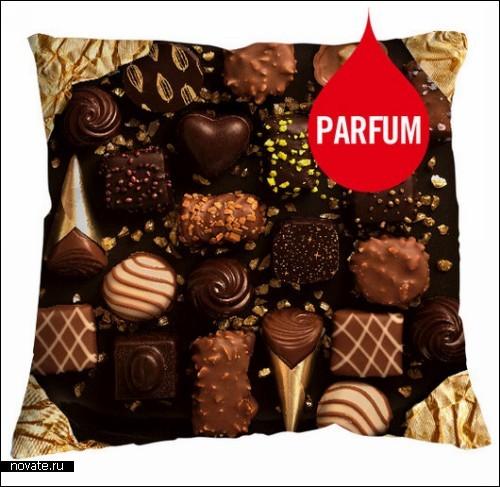 Шоколад не для питания, а для созерцания