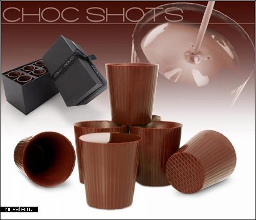 Обзор шоколадных гаджетов от дизайнеров-кондитеров