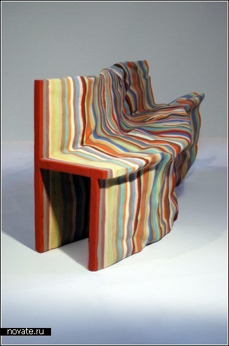 Коллекция необычной мебели под названием To be continued
