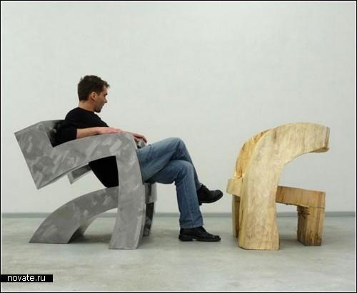 Подборка самых интересных дизайнерских стульев и кресел