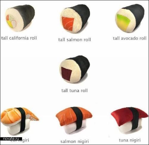 Обзор дизайнерских подушек, часть 2