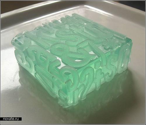 Аппетитное дизайнерское мыло ручной работы