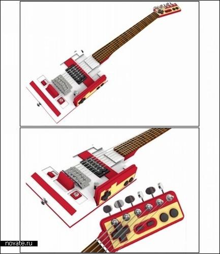 Гитары для игромана
