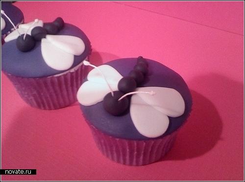 Креативные кексы от кулинаров-декораторов. Обзор