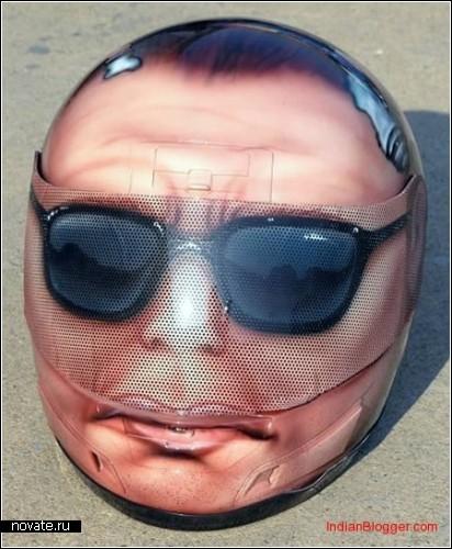 Арт-шлемы для гонщиков. Обзор
