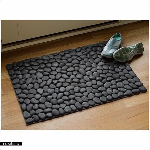 Обзор дизайнерских ковриков, половиков и ковровых дорожек