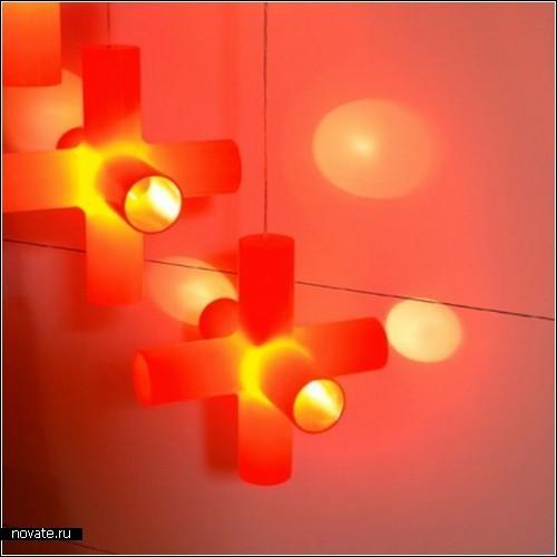 Светильники Crosslight