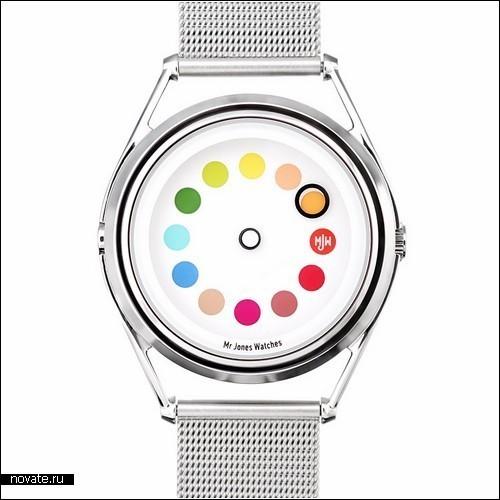 *Одноглазые часы* Cyclops Watch от  Mr Jones