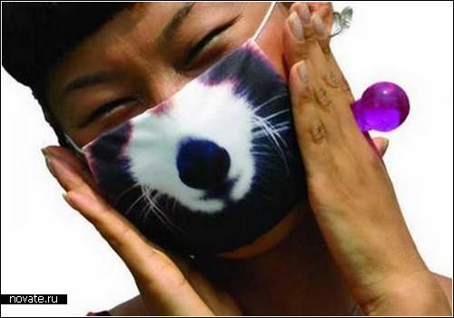 Креативные защитные маски для стоматологов и хирургов