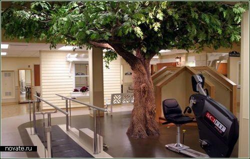 Искусственные леса для квартиры, ресторана или загородного дома