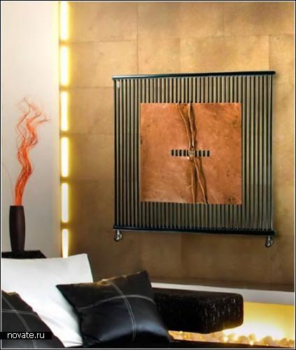 Декоративное тепло от компании Brem