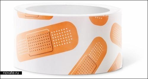 Дизайнерские фантазии на тему упаковочного скотча. Обзор