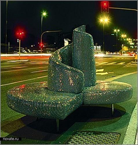 Блестящая мебель *кристальной* красоты!