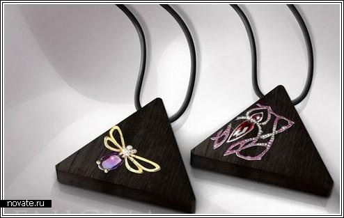 Стильные флешки-кулоны от отечественных дизайнеров