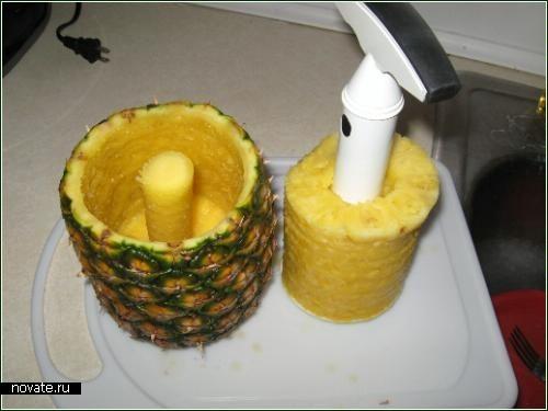 Девайсы для очистки фруктов
