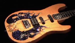 Гитара, стоящая больше 15 тысяч долларов