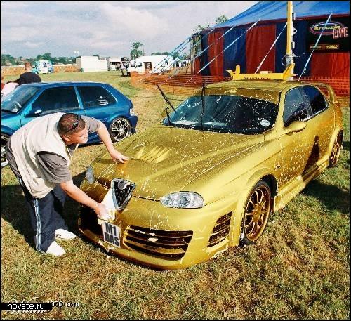 Golden collection предметов из золота