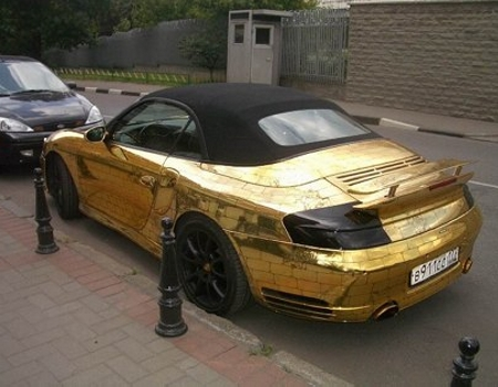Поистине дорогой автомобиль