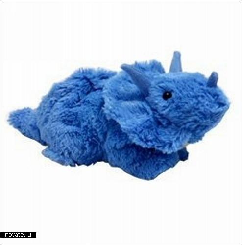 Плюшевая игрушка - теплая подушка скрасит одинокие холодные вечера