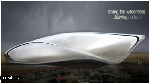 Halcyon concept. Автомобиль будущего от Ralph Tayler-Webb