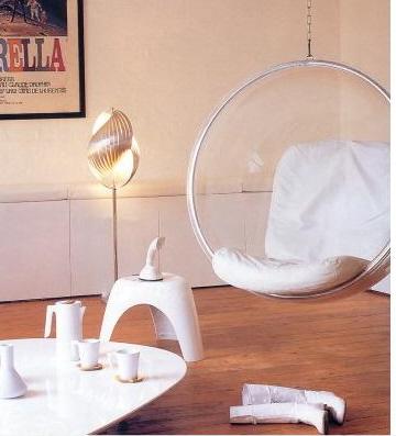 Кресло-мыльный пузырик