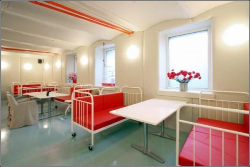 Рижская *Больница* для любителей вкусного экстрима