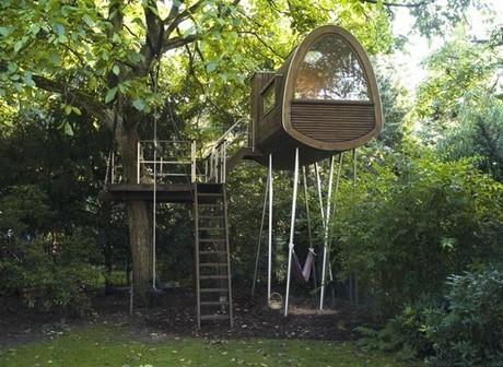 Дом на ходулях