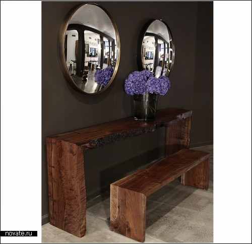 Лесная мебель от Hudson Furniture