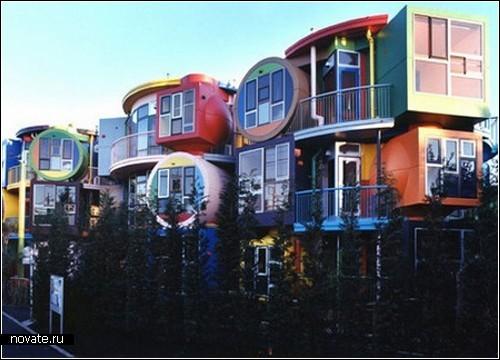 Японские квартиры, от которых сносит *чердак*